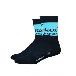 DeFeet Aireator Etixx 2015 black 5 inches