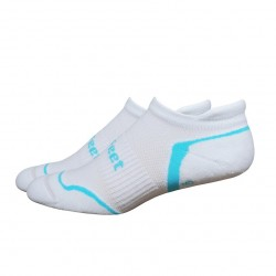 Defeet D-EvoTabby White Light Blue