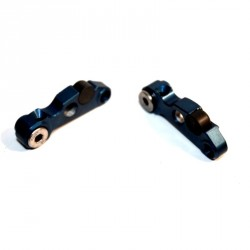 Ciamillo blue anodized cams