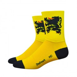 DeFeet Aireator LION OF FLANDERS 5""