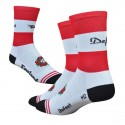 Chaussettes DeFeet aireator Hi-top Angleterre