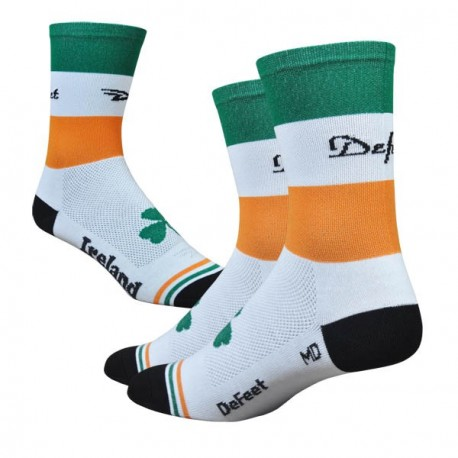 Chaussettes DeFeet aireator Hi-top Irlande