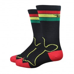 Chaussettes DeFeet Levitator Trail  Irie