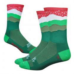 Chaussettes DeFeet Ridge Supply Christmas