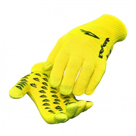 Defeet duragloves etouch safety yellow