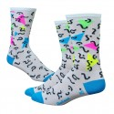 "Chaussettes Defeet Aireator 6"" Memphis"