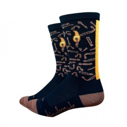 DeFeet Aireator BicycleCrumbs black