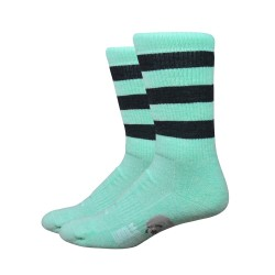 Defeet woolie boolie 6 inches vintage celeste green