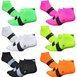 Team DeFeet Aireator socks (1 inch cuff)