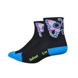 DeFeet Aireator Sugarfly blue
