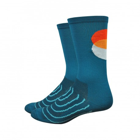 Chaussettes DeFeet Strawfoot Scoout