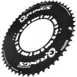 Plateau Rotor QRings 50 ou 52 externe Campagnolo 110/113 5 branches
