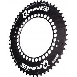 Plateau Rotor Q Ring 53 externe aero Campagnolo 135 5 branches