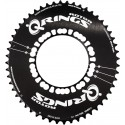 Rotor Q Ring Aero compact chainring 110 (50, 52, 53, 54, 55 or 56T)