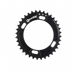 Small Rotor QRings chainrings for Shimano 4 hole