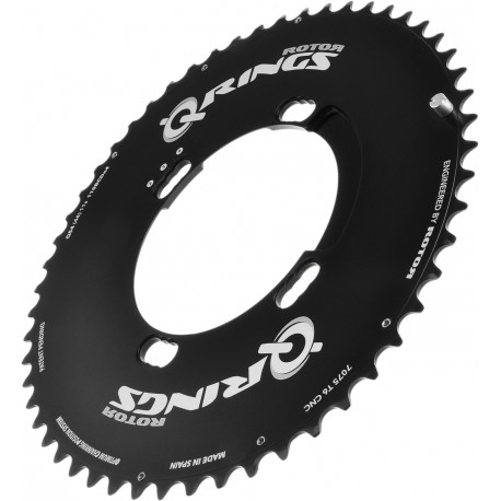 Plateau Rotor QRings pour Shimano 4 branches (34,36,38,44,46,50,52,53,54)
