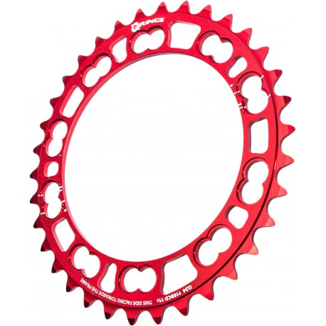 Rotor Q Ring red (34,36,38,39, 50,52 or 53T)
