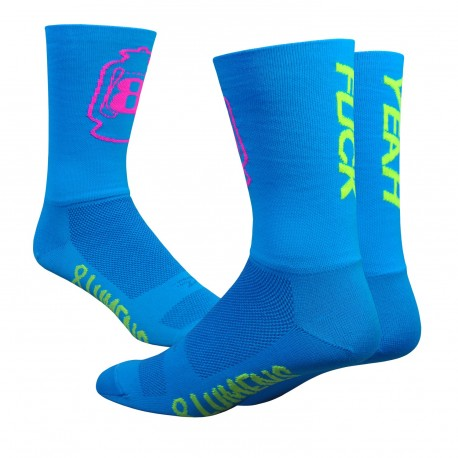 DeFeet Aireator 8 Lumens process blue