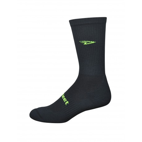 DeFeet D-Evo crew black and yellow