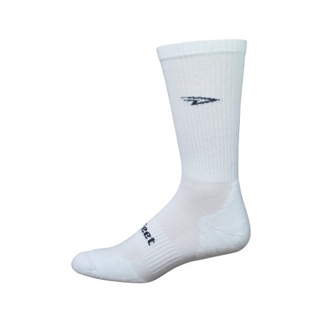 DeFeet D-Evo crew white