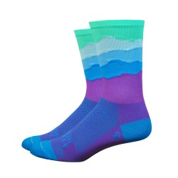 Chaussettes DeFeet Ridge Supply Skyline Mist