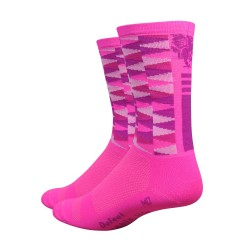 Chaussettes DeFeet Mad Alchemy Candy crush