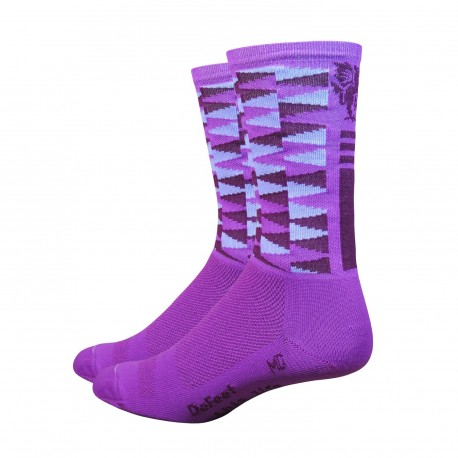 Chaussettes DeFeet Mad Alchemy Snozberries