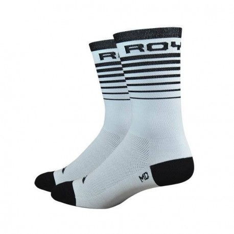 Chaussettes DeFeet Aireator 6 pouces Royal Socks