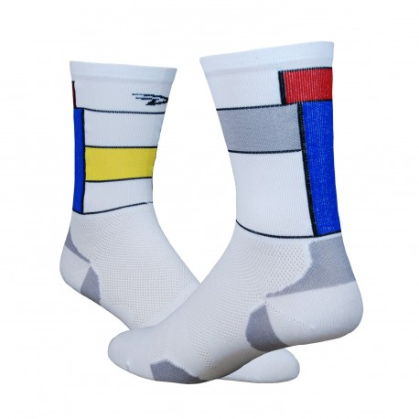 Chaussettes Defeet Levitator Lite Legend Lemond