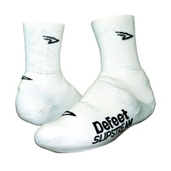 Couvre chaussures Defeet Slisptream blanc