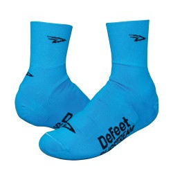 Defeet Slisptream ocean blue oversocks