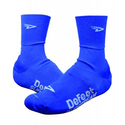 Defeet Slisptream blue oversocks