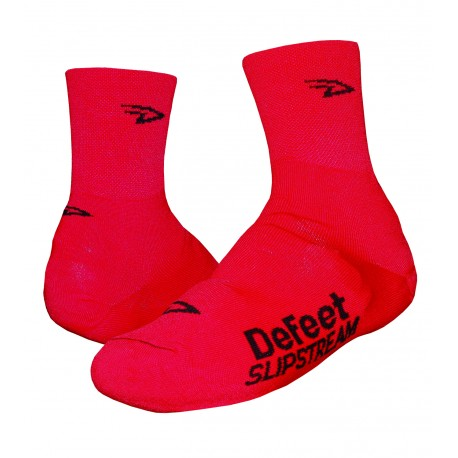 Couvre chaussures Defeet Slisptream rouge