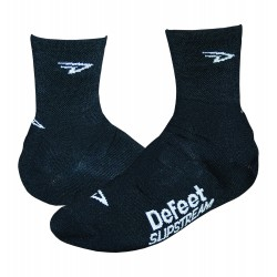 Defeet Slisptream black oversocks