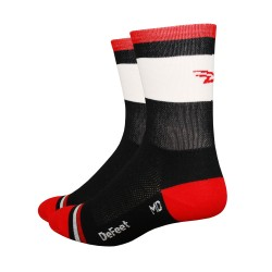 Defeet GRUPETTA HI-TOP Scarlet