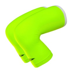 Defeet Kneekers yellow hi-viz