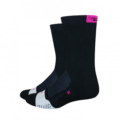 Chaussettes Defeet Thermeator rose