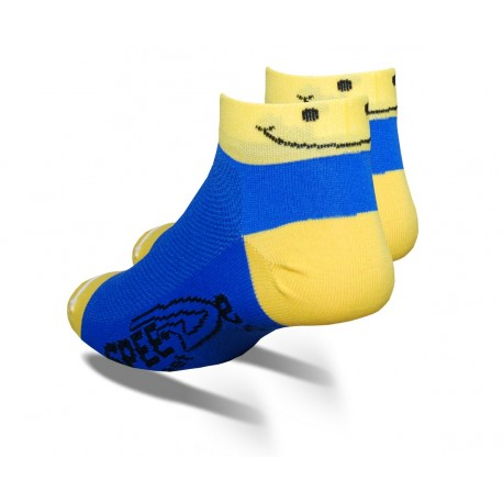Chaussettes Defeet Speede Smiley