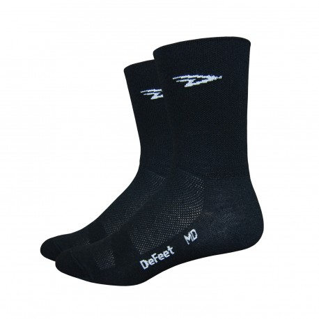 Defeet Aireator D-logo double layer black