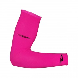 Manchettes Defeet rose fluo