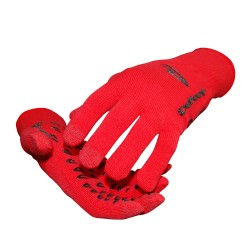 Defeet Duraglove Etouch red