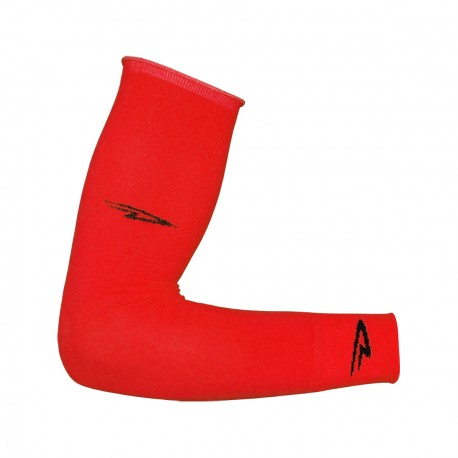 Manchettes Defeet rouge