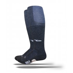 Chaussettes montantes DeFeet Knee high Woolie Boolie