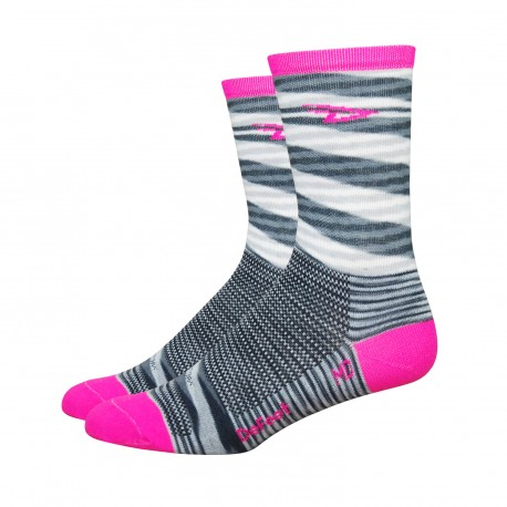 "Chaussettes DeFeet Aireator ""Urban Space"""