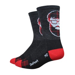 Chaussette Defeet Wooleator Hipster