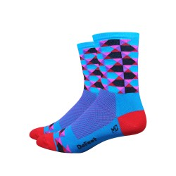 DeFeet Aireator 4 inches HighBall High Rouleur socks