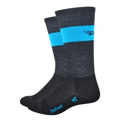Chaussettes DeFeet Aireator maillots distinctifs