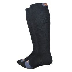 Defeet Thermeator knee high with orange tab