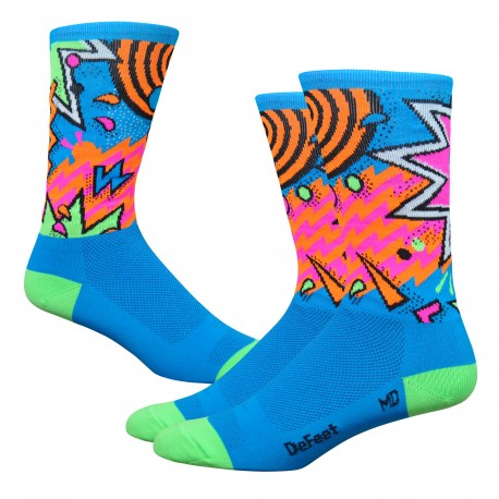 "Chaussettes DeFeet Aireator  ""Shazam"""