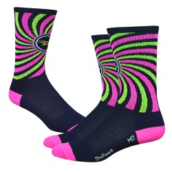 "Chaussettes DeFeet Aireator  ""années 70"""